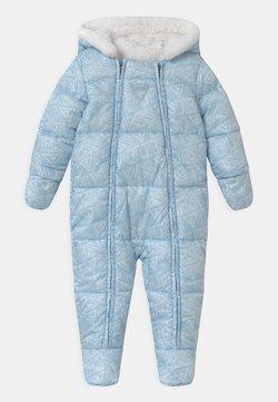 Guess - PADDED BABY UNISEX - Schneeanzug - light blue