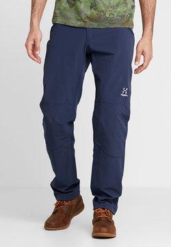Haglöfs - MORÄN PANT MEN - Pantalones - tarn blue