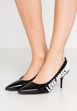 Love Moschino - GRAPHIC - Klassieke pumps - black