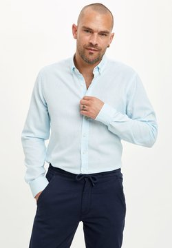 DeFacto - Businesshemd - blue