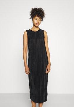 Monki - BINA DRESS - Maxikleid - black