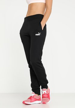 Puma - Verryttelyhousut - cotton black