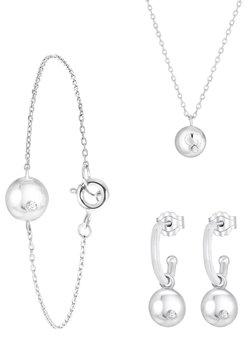 Lucardi - Oorbellen - zilver