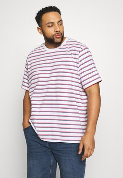 Another Influence - STRIPED PLUS - T-Shirt print - multi