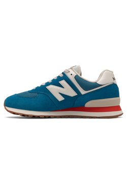 New Balance - 574 - Matalavartiset tennarit - blue