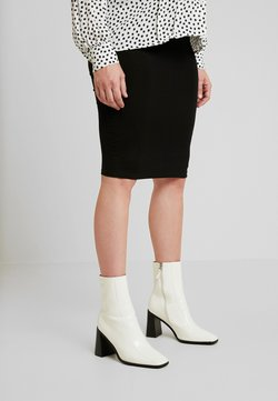 Envie de Fraise - CINDY - Falda de tubo - black