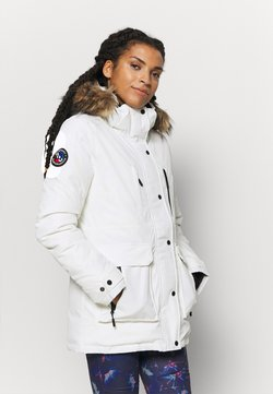 Superdry - EVEREST SNOW - Ski jas - optic