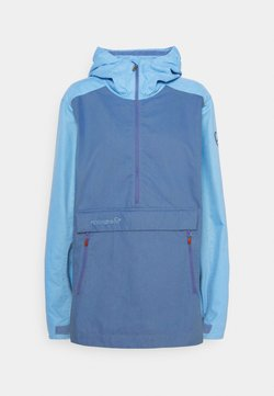 Norrøna - SVALBARD ANORAK - Waterproof jacket - heritage blue/coronet blue