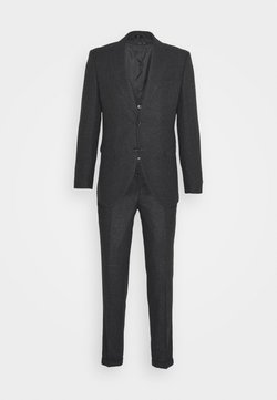 Jack & Jones PREMIUM - JPRBLATARALLO 3 PIECE SUIT - Anzug - dark grey
