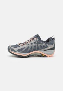 Merrell - SIREN EDGE 3 - Hiking shoes - paloma/peach