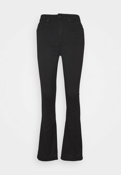 ONLY Petite - ONLROYAL LIFE - Flared Jeans - black