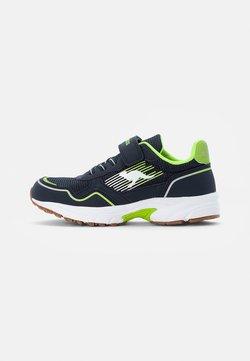 KangaROOS - REMI - Sneakers - dark navy/lime