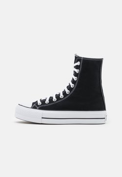 Converse - CHUCK TAYLOR ALL STAR LIFT - Sneakers high - black/white/black
