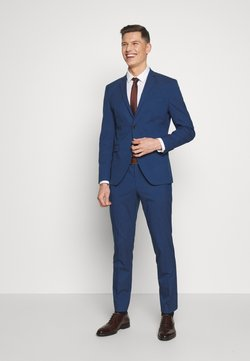 Selected Homme - SLHSLIM MYLOLOGAN SUIT - Anzug - blue