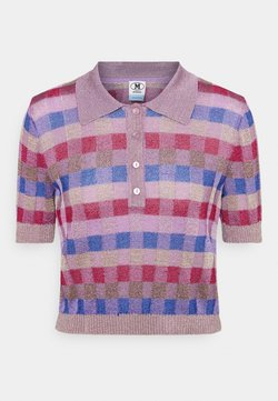 M Missoni - Poloshirt - pink/multi-coloured