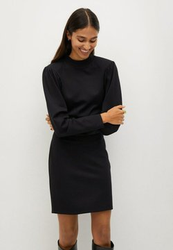 Mango - DERIBES - Etui-jurk - zwart