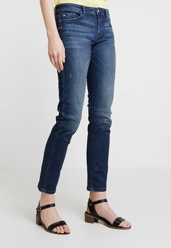 edc by Esprit - Slim fit jeans - blue dark wash