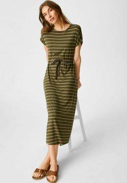 C&A - Jerseykleid - green