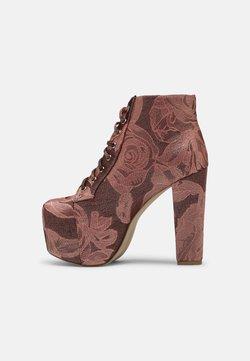 Jeffrey Campbell - LITA - High heeled ankle boots - pinke