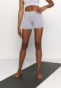 Cotton On Body - SHORTIE SHORT - Medias - charcoal marle