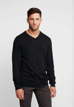 Esprit - Strickpullover - black