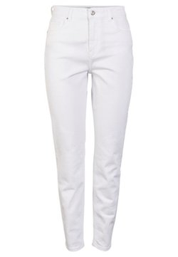 Pieces - Slim fit jeans - bright white