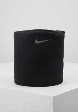 Nike Performance - RUN THERMA SPHERE NECKWARMER 3.0 - Snood - black/silver