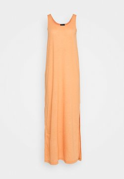 Selected Femme - SLFIVY DRESS - Maxikleid - caramel
