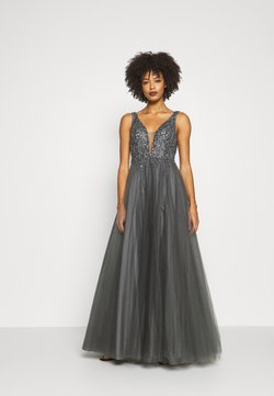 Luxuar Fashion - Robe de cocktail - grau dunkel