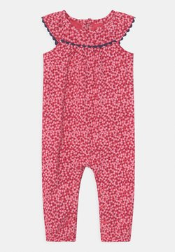 Carter's - DOT - Overall / Jumpsuit - red