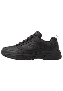 Skechers - OAK CANYON - Sneaker low - black