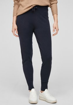 s.Oliver - SOFTE - Jogginghose - navy