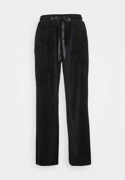Vero Moda Petite - VMATHENA PANT  - Jogginghose - black