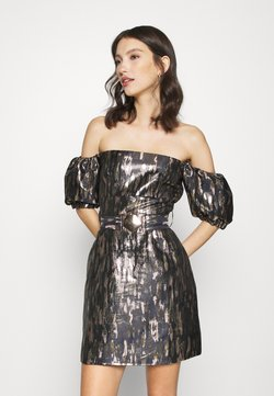 Fashion Union - ROYAL - Cocktailkleid/festliches Kleid - gold