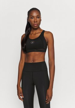 adidas by Stella McCartney - TRUEPUR BRA - Sport BH - black
