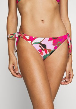Ted Baker - PINATA RING TIE SIDE PANT - Bikini-Hose - pink