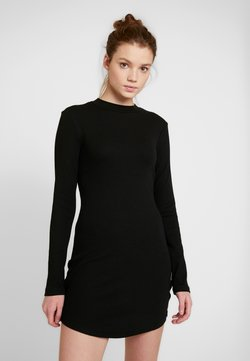 Even&Odd - BASIC - Jerseykleid - black