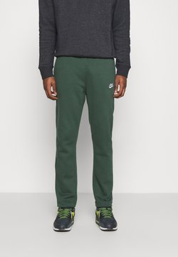 Nike Sportswear - CLUB PANT - Jogginghose - galactic jade/white