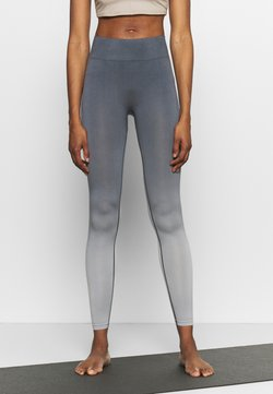 South Beach - SEAMLESS LEGGINGS - Tights - ombre blue