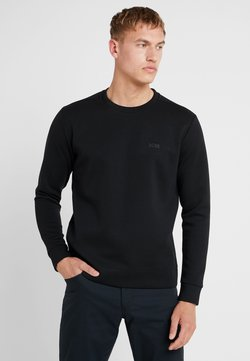 BOSS - SALBO - Sweatshirt - black