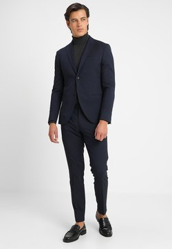 Isaac Dewhirst - BASIC PLAIN SUIT SLIM FIT - Anzug - navy