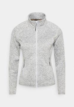 Icepeak - ATALISSA - Fleecejacke - light grey