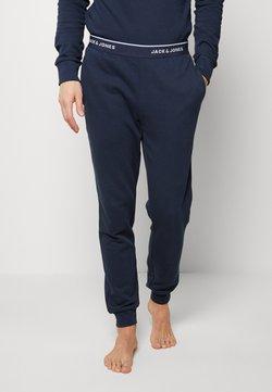 Jack & Jones - JACLOUNGE PANTS - Bas de pyjama - navy blazer