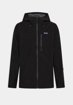 Patagonia - POWDER BOWL - Snowboardjacka - black