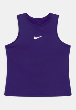 Nike Performance - TANK - Funktionsshirt - concord/white