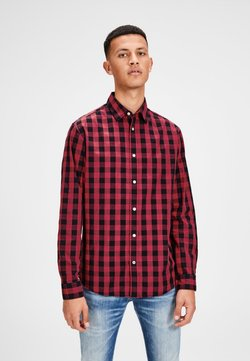 Jack & Jones - JJEGINGHAM - Hemd - red