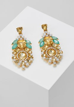 Pieces - PCPEACH EARRINGS - Earrings - gold-coloured