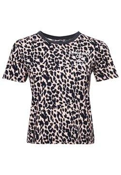 Superdry - T-shirt imprimé - leopard print