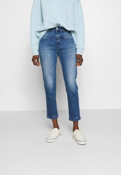 CLOSED - PEDAL PUSHER - Jeans Relaxed Fit - blue denim