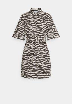 EDITED - ROSALEE DRESS - Maxikleid - black